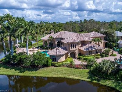 Naples FL Single Family Home For Sale: $3,750,000