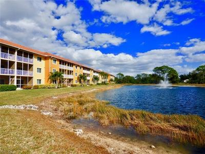 Bonita Springs Condo/Townhouse Pending With Contingencies: 10020 Maddox Ln #308