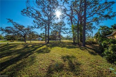 Naples Residential Lots & Land For Sale: 1174 Cooper Dr