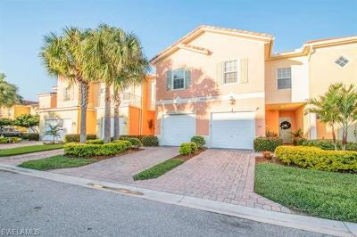 Fort Myers Condo/Townhouse Pending With Contingencies: 16114 Via Solera Cir #103