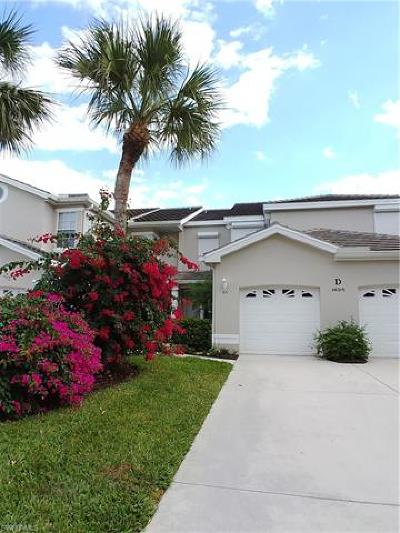 Naples Condo/Townhouse For Sale: 1695 Bermuda Greens Blvd #D5