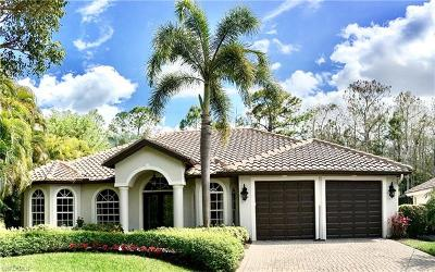 Naples Single Family Home For Sale: 2956 Lone Pine Ln