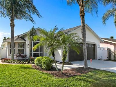 Naples Park Single Family Home For Sale: 768 101st Ave N