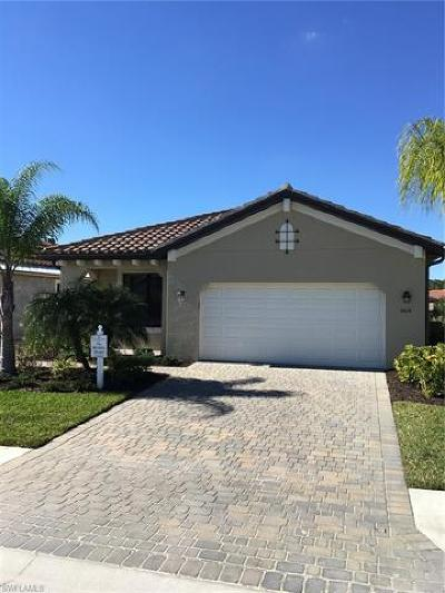Fort Myers Single Family Home For Sale: 11614 Golden Oak Ter