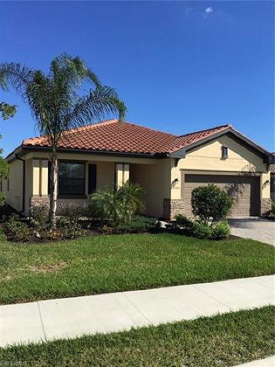Fort Myers Single Family Home For Sale: 11583 Shady Blossom Dr