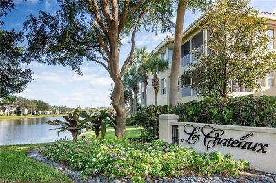 Naples Condo/Townhouse For Sale: 1835 Les Chateaux Blvd #2-203