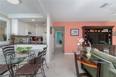 Collier County Condo/Townhouse For Sale: 330 Kon Tiki Dr #D-2