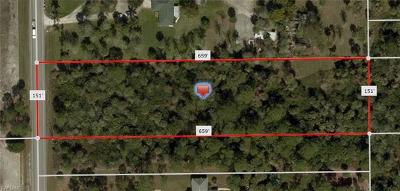 Naples Residential Lots & Land For Sale: 1240 23rd St SW