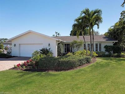 Coquina Sands Single Family Home For Sale: 1690 Ixora Dr