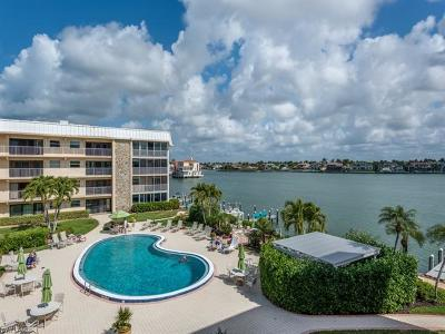 Condo/Townhouse For Sale: 3450 Gulf Shore Blvd N #314