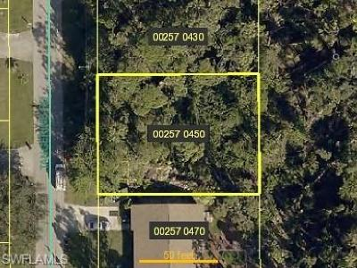 Residential Lots & Land For Sale: 19029/033 Tangerine Rd