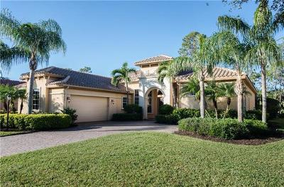 Single Family Home For Sale: 28611 Via D Arezzo Dr