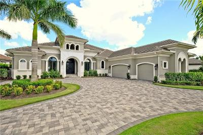 Naples FL Single Family Home For Sale: $2,479,000