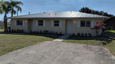 Goodland, Marco Island, Naples, Fort Myers, Lee Multi Family Home For Sale: 5180 22nd Ave SW