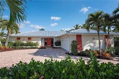 Fort Myers, Naples, Fort Myers Beach Single Family Home For Sale: 2040 Snook Dr