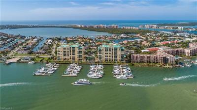 Marco Island FL Condo/Townhouse For Sale: $950,000