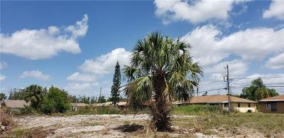 Fort Myers Residential Lots & Land For Sale: 17469/471 Dumont Dr