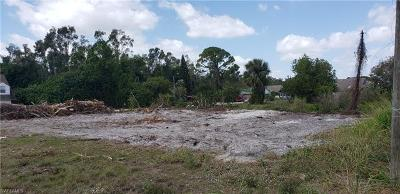 Fort Myers Residential Lots & Land For Sale: 17461/463 Dumont Dr