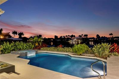 Marco Island FL Single Family Home Pending With Contingencies: $1,350,000