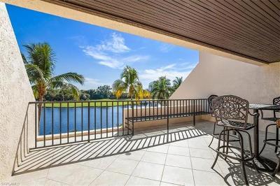 Condo/Townhouse For Sale: 6360 Pelican Bay Blvd #C-206