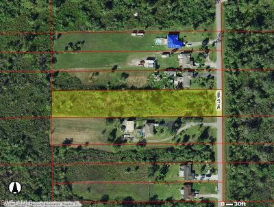 Naples Residential Lots & Land For Sale: 18th St NE