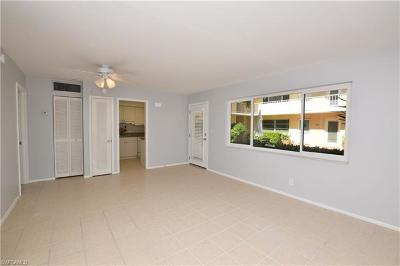 Naples Condo/Townhouse For Sale: 514 Broad Ave S #514