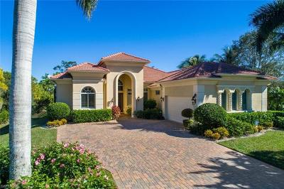 Estero Single Family Home Pending With Contingencies: 19751 Chapel Trce