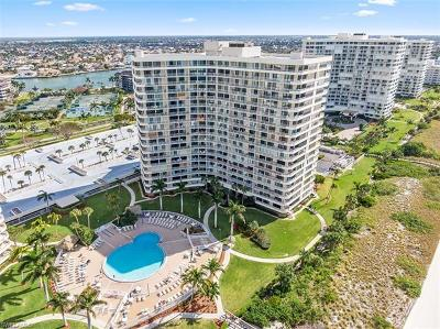 Marco Island Condo/Townhouse For Sale: 380 Seaview Ct #801