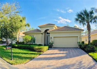 Bonita Springs Single Family Home Pending With Contingencies: 10428 Yorkstone Dr