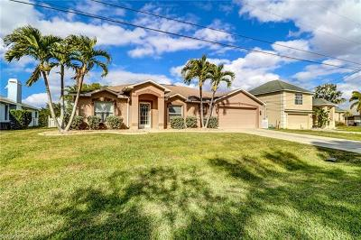 Cape Coral Single Family Home For Sale: 615 SW 39th Ter