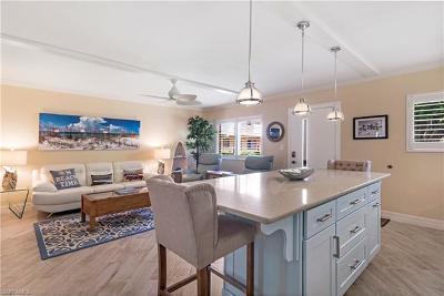 Naples Condo/Townhouse For Sale: 1100 Gulf Shore Blvd N #106
