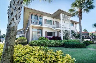 Naples Condo/Townhouse For Sale: 2226 Gulf Shore Blvd N #P3