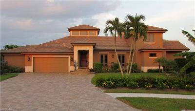 Marco Island FL Single Family Home For Sale: $2,850,000