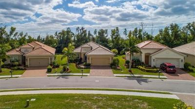 Naples Single Family Home For Sale: 14587 Manchester Dr