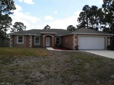 Lehigh Acres Single Family Home For Sale: 2911 23rd St W