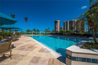 Naples Condo/Townhouse For Sale: 4401 Gulf Shore Blvd N #E-608