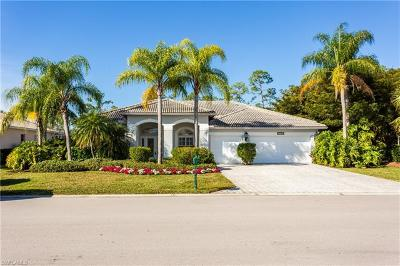 Naples Single Family Home For Sale: 7735 Naples Heritage Dr