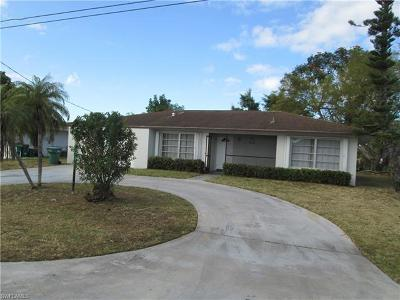 Naples Single Family Home For Sale: 1969 41st Ter SW