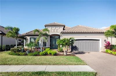 Naples Single Family Home For Sale: 9475 Galliano