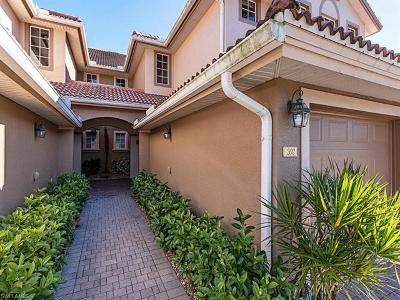Naples Condo/Townhouse For Sale: 6840 Ascot Dr #1-202