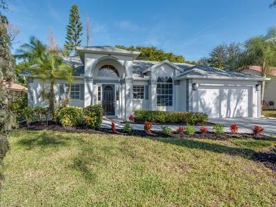 Naples Single Family Home For Sale: 920 Moon Lake Dr