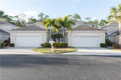 Bonita Springs Condo/Townhouse For Sale: 9776 Glen Heron Dr