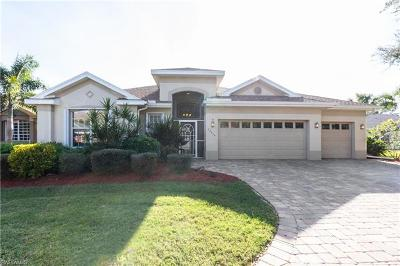 Estero Single Family Home For Sale: 22915 Forest Ridge Dr