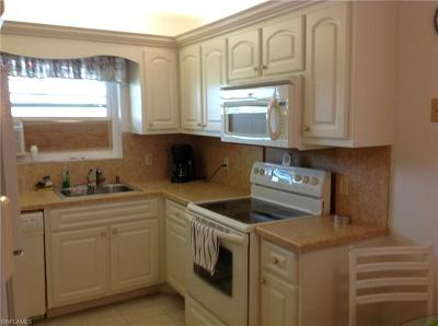 Naples Condo/Townhouse Pending With Contingencies: 4372 27th Ct SW #2-309