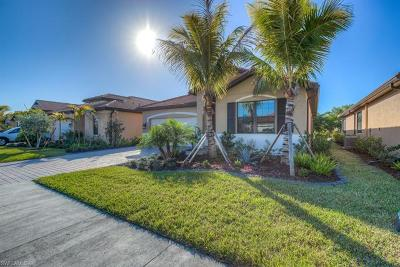 Naples, Bonita Springs Single Family Home For Sale: 14332 Tuscany Pointe Cv