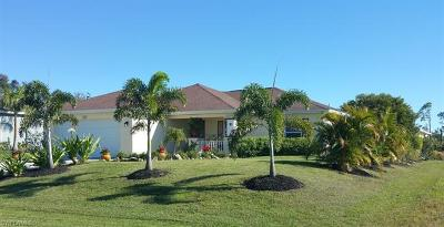 Cape Coral Single Family Home Pending With Contingencies: 3215 NE 14th Ct