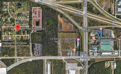 Naples Residential Lots & Land For Sale: 695 Pine Crest Ln