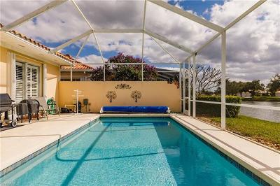 Naples Single Family Home For Sale: 3236 Benicia Ct