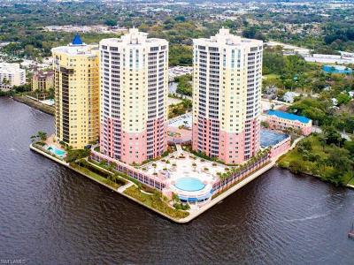 Fort Myers Condo/Townhouse For Sale: 2745 1st St #1605