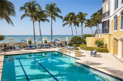 Naples Condo/Townhouse Pending With Contingencies: 1801 Gulf Shore Blvd N #303